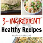 25 Healthy 3-Ingredient Recipes