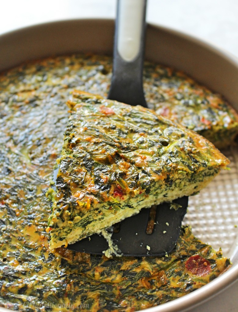 Spaghetti Squash Crusted Spring Frittata | C it Nutritionally by Chelsey Amer, MS, RDN, CDN Elevate your classic frittata with a special spaghetti squash crust for a veggie-packed brunch that's just as delicious as it is nutritious! Meet my Spaghetti Squash Crusted Spring Frittata… Vegetarian, Dairy Free, Gluten Free, Soy Free, Nut Free